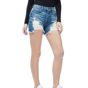 Good American Bombshell Shorts - Size 2